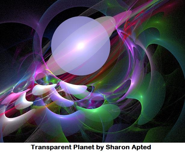 transparent-planet