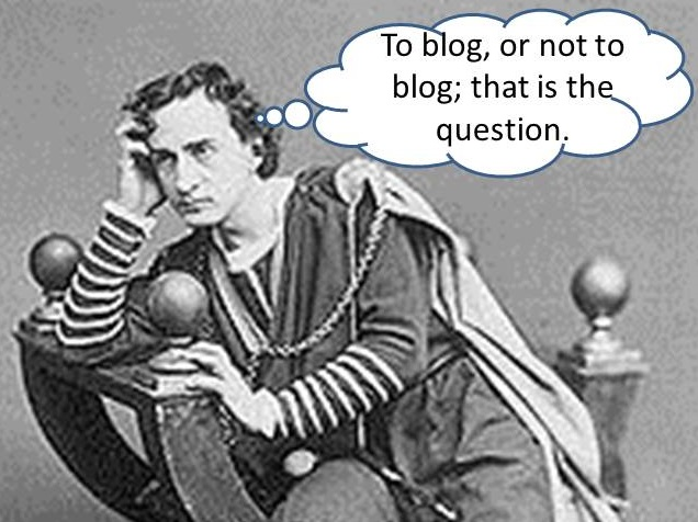 Hamlet blog