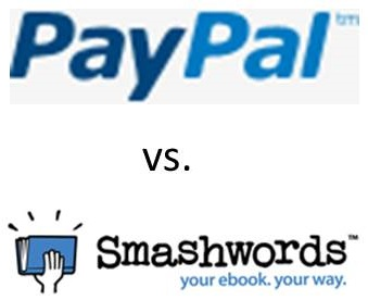 PayPal vs Smashwords