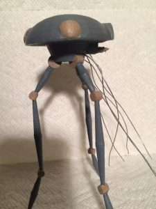 3D printed tripod 3