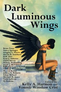 Poseidons scribe the strange and wonderful website of author instability in the dark luminous wings anthology fandeluxe Images